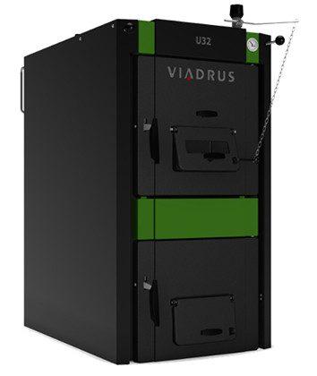 Viadrus U32 - pec za centralno grijanje