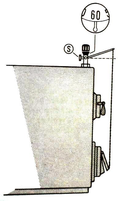 samson vertikalna ugradnja