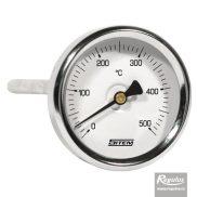 Termometar dimnih plinova regulus