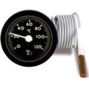 Termometar kapilarni 0-120°C 1m