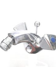 Mješalica za bide dvoručna sa podizačem ITALIA
