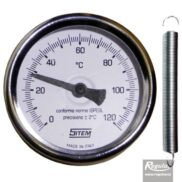 Kontaktni termometar 0-120°C REGULUS