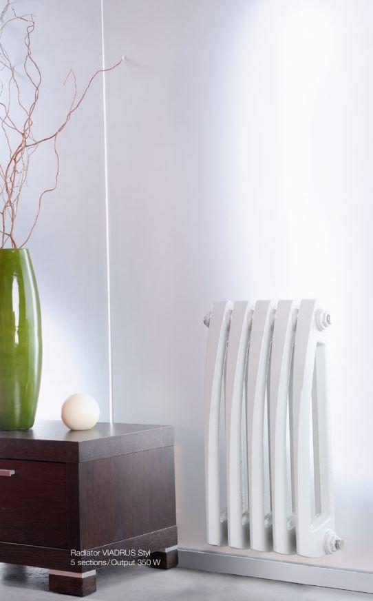 styl gusani (lijevano-zeljezni) radijatori