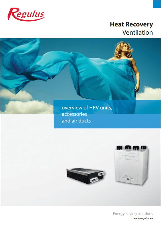 Katalog rekuperatora zraka