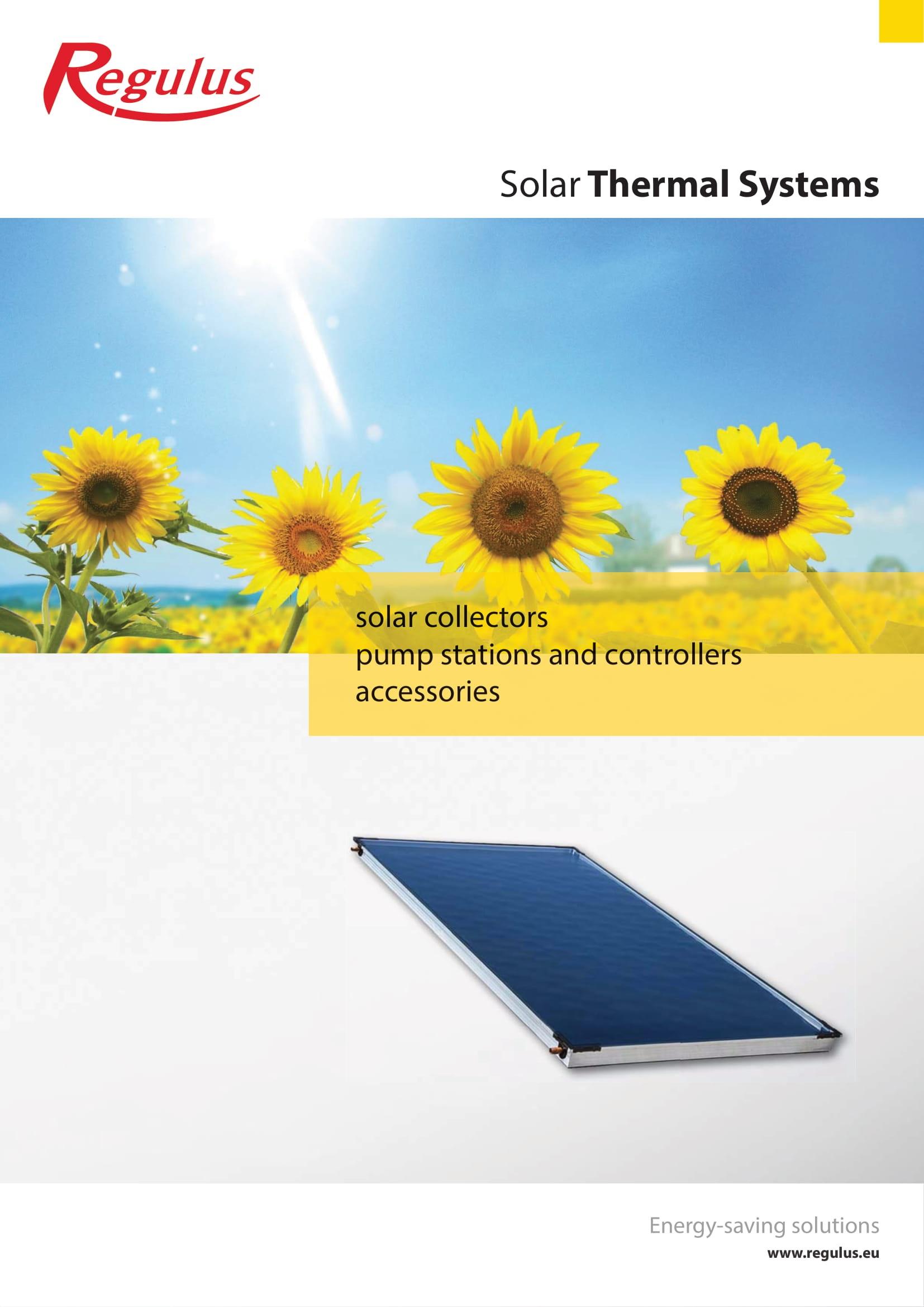 Katalog solarnih sistema Regulus