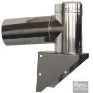Inox dimovodni sustavi 80/125; PPH-A/Inox